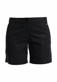 Женские черные шорты Finn Flare