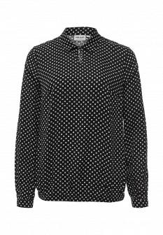 Черная блузка Finn Flare