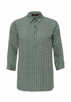 Зеленая блузка Finn Flare