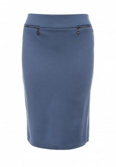 Голубая юбка Finn Flare
