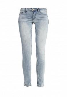 Женские голубые джинсы Finn Flare