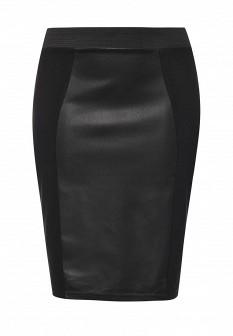 Осенняя юбка Fiorella Rubino