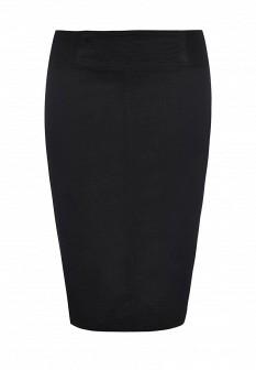 Черная юбка Fiorella Rubino