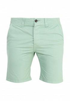 Мужские зеленые шорты Fresh
