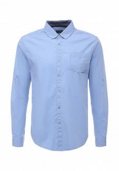 Мужская голубая рубашка Fresh