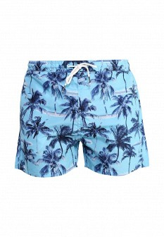 Мужские голубые шорты Fresh