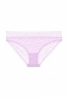 Женские фиолетовые трусы GAP