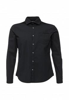 Мужская черная рубашка GAS
