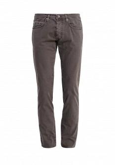Мужские коричневые осенние брюки