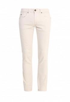 Мужские бежевые осенние джинсы