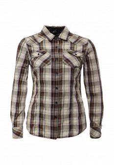 Женская бежевая рубашка GAS