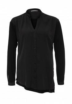 Черная блузка GAS