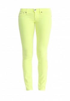 Женские желтые брюки GAS