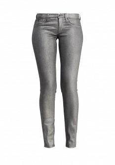 Женские серебряные джинсы GAS