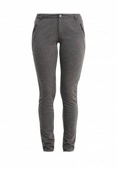Женские серые осенние брюки