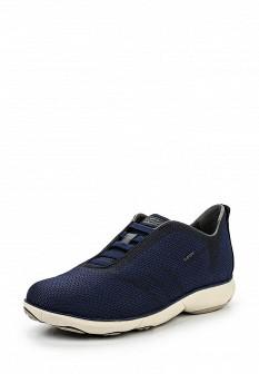 Мужские синие кроссовки GEOX