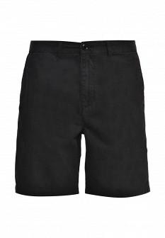 Мужские черные шорты Globe