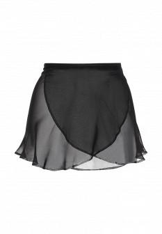 Черная осенняя юбка Grishko
