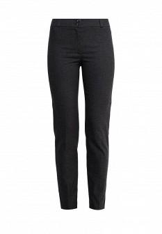 Женские серые осенние брюки Gregory
