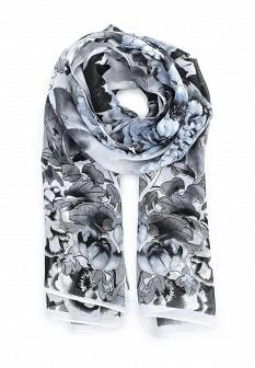 Женский серый шарф Happy Charms Family