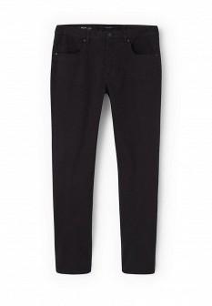 Мужские черные брюки MANGO MAN