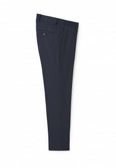 Мужские синие брюки MANGO MAN