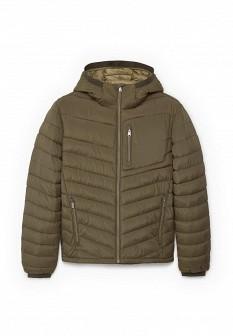 Мужская утепленная осенняя куртка