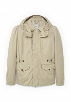 Мужская серая осенняя куртка