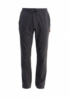 Мужские серые осенние брюки спорт