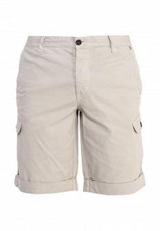 Мужские серые шорты H.I.S