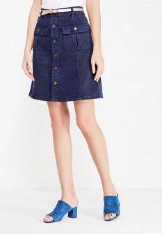 Синяя юбка H.I.S