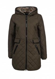Женская утепленная осенняя куртка