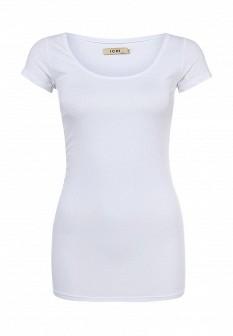 Женская белая футболка ICHI