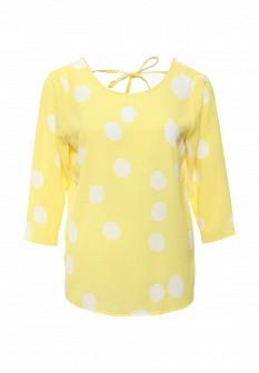 Желтая блузка ICHI