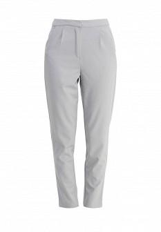 Женские серые брюки ICHI