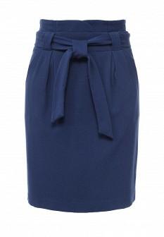 Синяя юбка ICHI