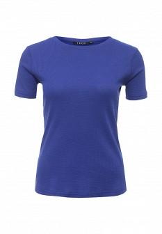 Женская синяя футболка INCITY