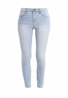 Женские голубые джинсы INCITY