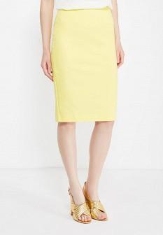 Желтая юбка INCITY