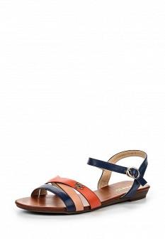Женские кожаные сандалии INARIO