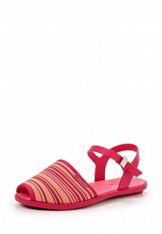 Женские розовые сандалии