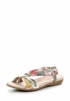 Женские кожаные сандалии Jana