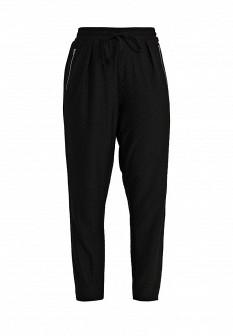 Женские черные брюки JUNAROSE
