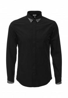 Мужская черная рубашка Just Cavalli