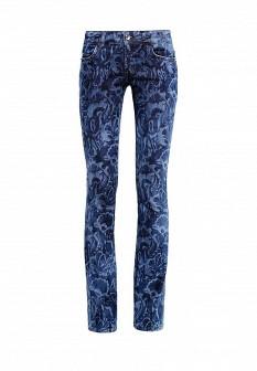Женские синие итальянские осенние джинсы