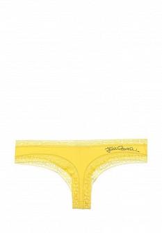 Женские желтые осенние трусы