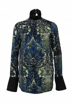 Итальянская осенняя блузка Just Cavalli
