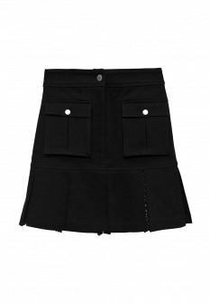 Черная юбка Karl Lagerfeld