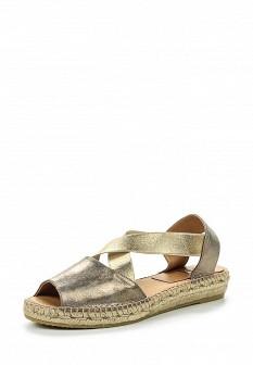 Женские испанские кожаные сандалии