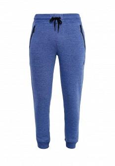 Мужские голубые осенние спортивные брюки